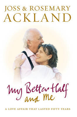 My Better Half and Me by Joss Ackland image