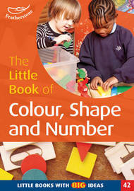 The Little Book of Colour, Shape and Number by Clare Beswick image