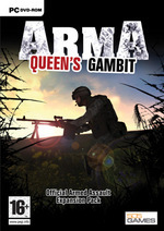 ArmA: Armed Assault Queens Gambit Expansion pack for PC Games