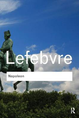 Napoleon by Georges Lefebvre