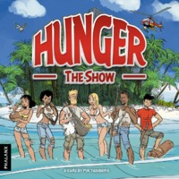 Hunger The Show Boardgame
