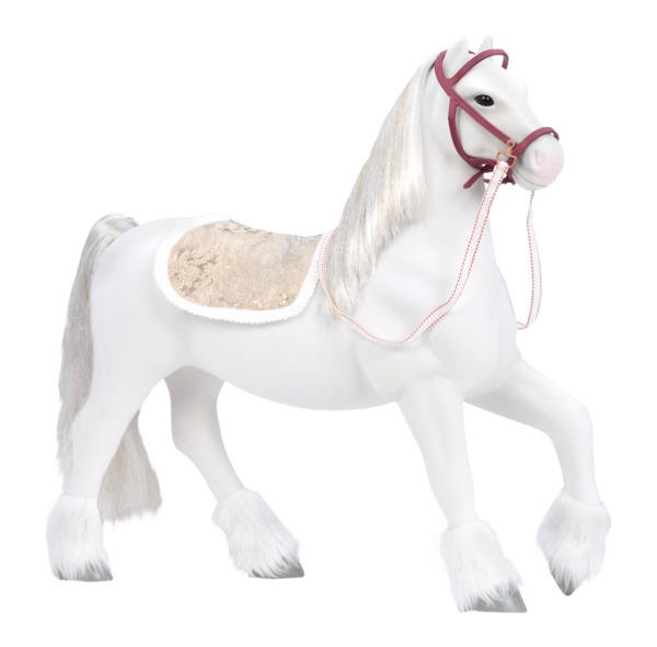 "Our Generation: 20"" Clydesdale Horse - Holiday"