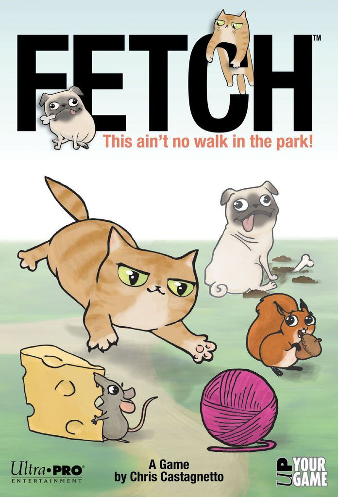 Fetch - Board Game image