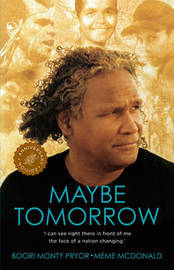Maybe Tomorrow by Meme McDonald