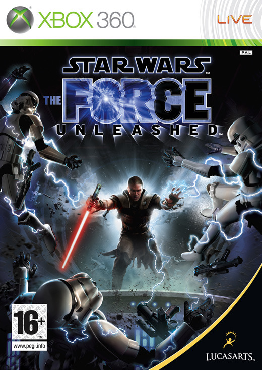 Star Wars: The Force Unleashed (Classics) for Xbox 360 image