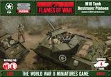 Flames of War - M10 Tank Destroyer Platoon
