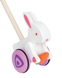 Hape: Push Pal Bunny