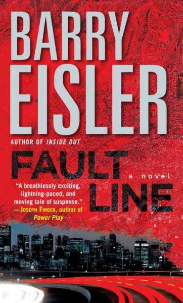 Fault Line by Barry Eisler image