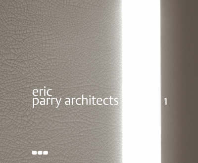 Eric Parry Architects: v. 1 by Wilfried Wang image