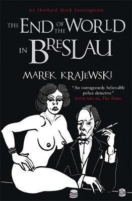The End of the World in Breslau by Marek Krajewski image