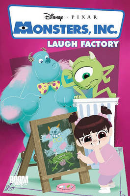 Monsters, Inc: Laugh Factory by Paul Benjamin image