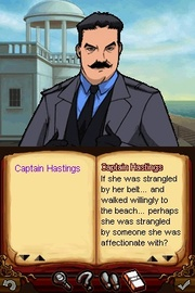 Agatha Christie: The ABC Murders for Nintendo DS image