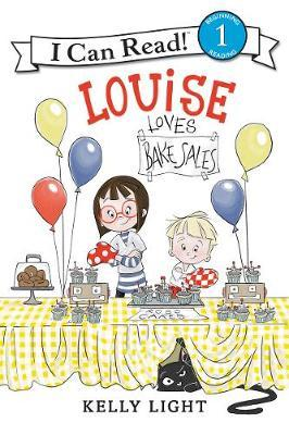 Louise Loves Bake Sales by Kelly Light image