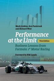 Performance at the Limit by Mark Jenkins