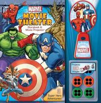 Marvel Movie Theater Storybook & Movie Projector by Marvel