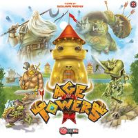 Age of Towers - Board Game