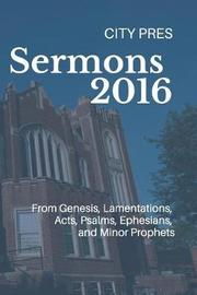 Sermons 2016 by Bobby Griffith