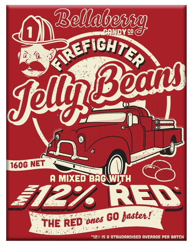 Bellaberry Candy - Jelly Beans (160g)