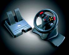 PSX Wheel Twin Turbo with Vibration