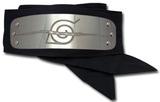 Naruto Shippuden Anti Konoha Village Headband (Black)