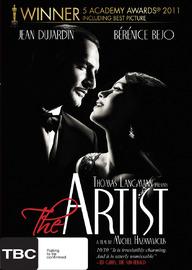 The Artist on DVD