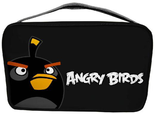 Angry Birds Black Bird Cooler Bag