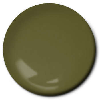 Testors Olive Drab Acrylic (Flat)