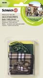 Schleich: Blanket + Headstall (2 Piece Set)