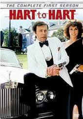 Hart To Hart - Complete Season 1 (6 Disc Set) on DVD