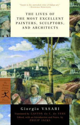 Lives of the Most Eminent Painters, Sculptors and Architects by Giorgio Vasari image