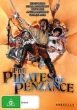 The Pirates of Penzance DVD