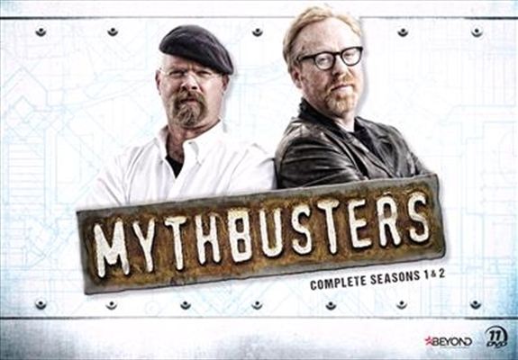 MythBusters: Seasons 1-2 Collector's Set on DVD image