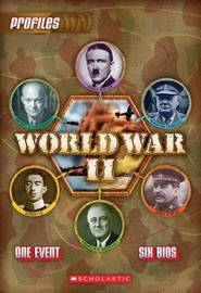 Profiles #2: World War II by Aaron Rosenberg