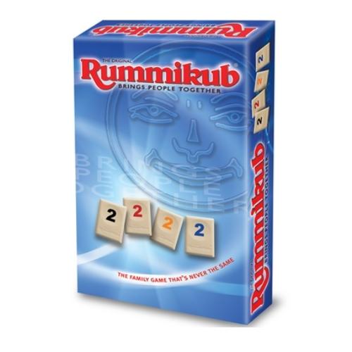 Rummikub: Travel