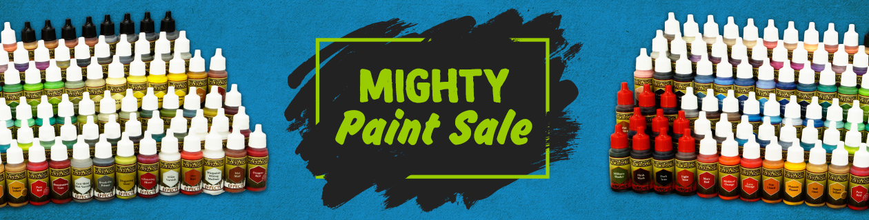 Mighty Paint Sale!