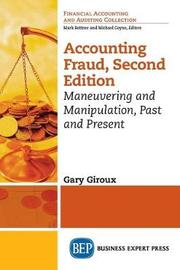 Accounting Fraud, Second Edition by Gary Giroux