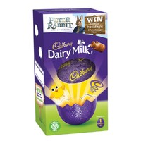 Cadbury Dairy Milk Hollow Egg (72g)
