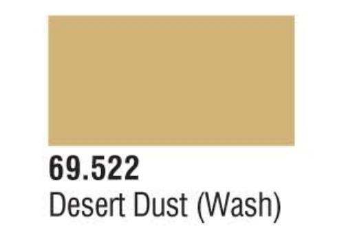 Vallejo: Mecha Colour Paint - Desert Dust Wash (17ml) image