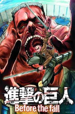 Attack On Titan: Before The Fall 15 by Satoshi Shiki