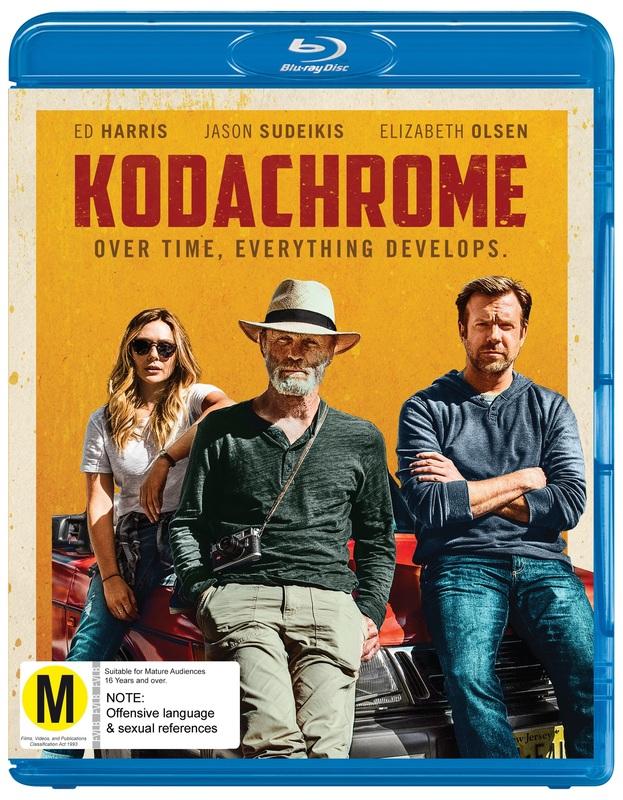 Kodachrome on Blu-ray