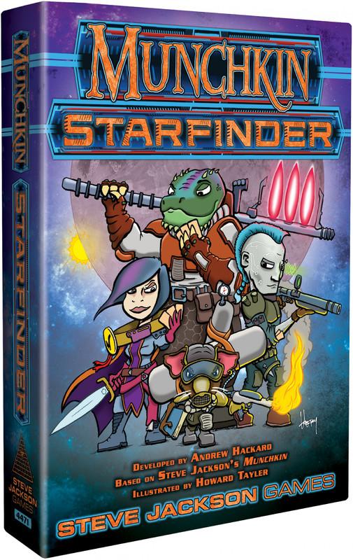 Munchkin: Starfinder - Card Game