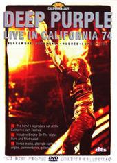 Deep Purple - Live In California 74 on DVD