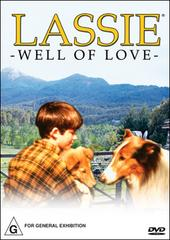 Lassie -  Well Of Love on DVD