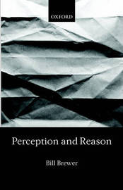 Perception and Reason by Bill Brewer image