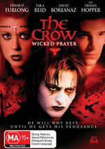 Crow, The - Wicked Prayer on DVD