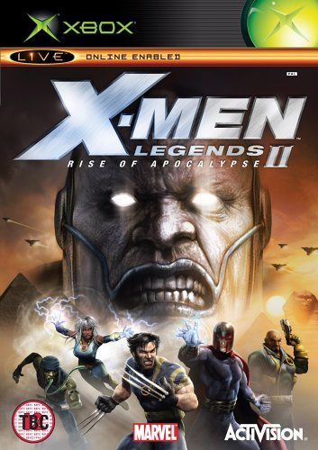 X-Men Legends II: Rise of Apocalypse for Xbox