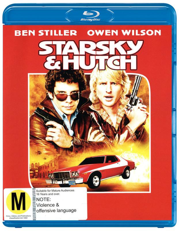 Starsky And Hutch on Blu-ray