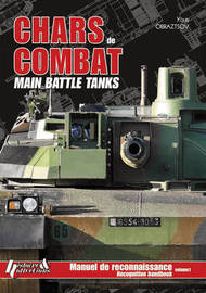 Main Battle Tanks: Recognition Handbook by Youri Obraztsov image