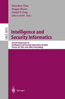Intelligence and Security Informatics image