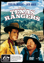 The Texas Rangers on DVD